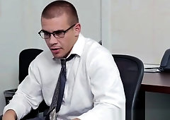 Think, assfucking break during guys office handsome can not participate