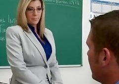 Sara Jay - Teacher fucking student