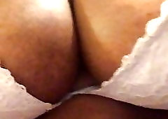 British Ebony BBW teasing