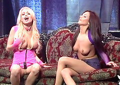 Huge tits porn video featuring Kirsten Price and Jesse Jane