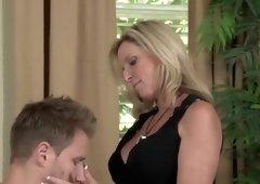 Horny pornstar Jodi West in crazy cumshots, big tits xxx clip