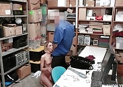 This Failed Thief Is Preparing To Suck Cock As Punishment