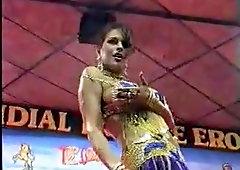gorgeous indian stripper
