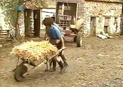 Horny retro xxx video from the Golden Century