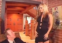 Dick craving Alicia Rhodes wants to feel a fat cock up her anus