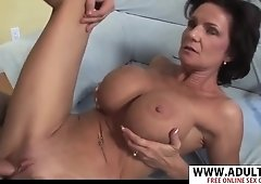 Chesty Step-Mom Deauxma Gives Titjob Sweet Teenager Bud
