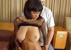Captivating mambos fondling