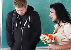 Student And Teacher Forbidden Banging Affair
