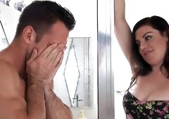 Sovereign Syre & Johnny Castle in My Wife's Hot Friend