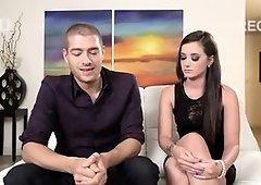 Gia Paige cheats on her bizarre beau - Pretty Sloppy