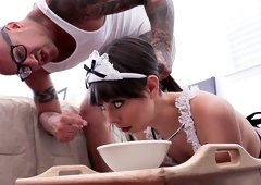 Submissived – Servicing The Maid