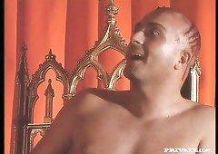 Retro porn video featuring vintage porn star Lynn Stone
