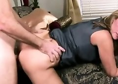 Mom gets what she wants!