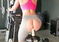 MILF Works Out