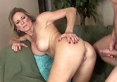 Jade Gets Rammed From Her Behind