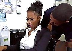 Ivy Young Ebony Secretary
