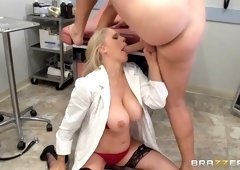Doctoring the Results - BrazzersNetwork