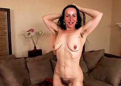 Are hirsuit amateur mature