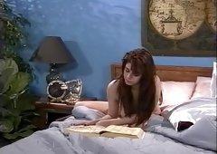 Horny pornstar Kim Alexis in incredible vintage, hairy porn video