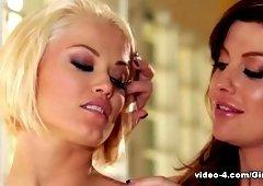 Amazing pornstar Sovereign Syre in Exotic HD, Lesbian porn scene