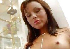 sabina black anal
