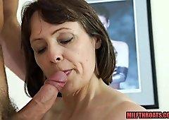 Big boobs mom hard core and money shot