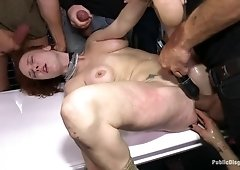 Gaping Asshole Fucked In Public - PublicDisgrace