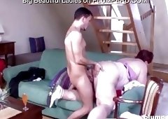 Old German Plumperd fucked hard and screaming PLUMPERD.COM