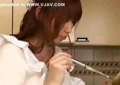 Amazing Japanese slut Ai Sayama in Exotic Solo Girl, Masturbation/Onanii JAV video