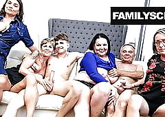 Opinion 2 grandmother orgy confirm