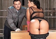 A Thorough Inspection With Jasmine's Ass