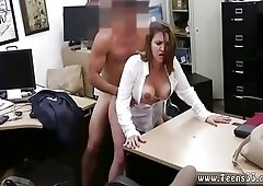 Random girl public blowjob Foxy Business Lady Gets Fucked!