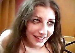 Sabrina Deep gets throatfukced