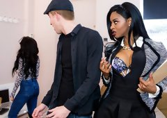Jasmine Webb & Danny D in Real Estate Milf - Brazzers