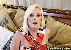 """Ms Paris and Her Taboo Tales """"Yummy Supper"""""""