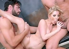 All that Ashley Fires needs today is the deep double penetration