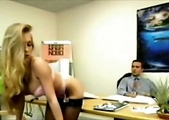 strip tease and sex in the workplace