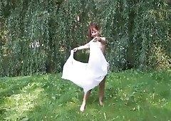 White Butterfly Dance 2