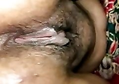 Mature bbw has a wet pussy