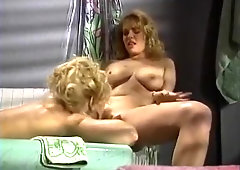Nina Hartley & Renee Foxx